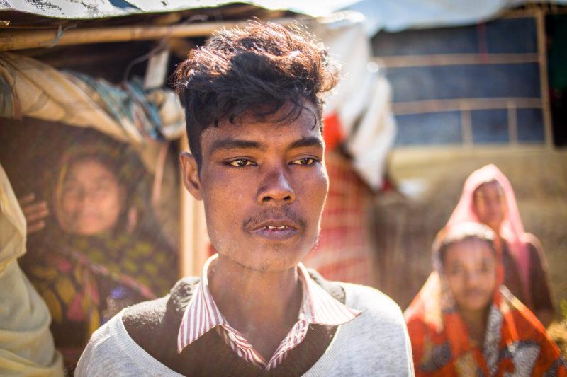 Bangladesh Rohingya Kamal Nayapara