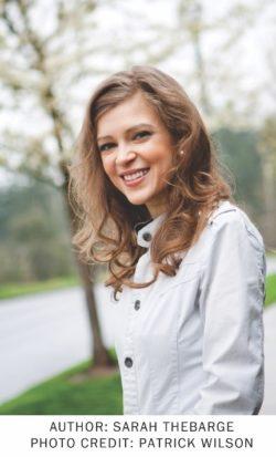 Sarah Thebarge