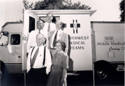 Ron Post, Mobile Clinic