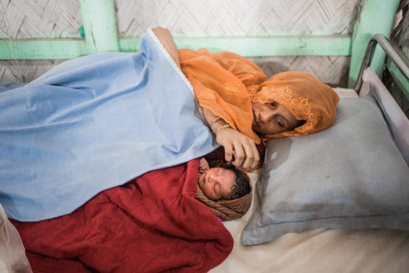 newborn-rohingya-refugee