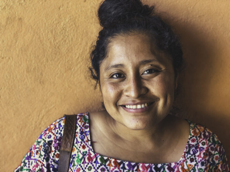 Gladis, Guatemala