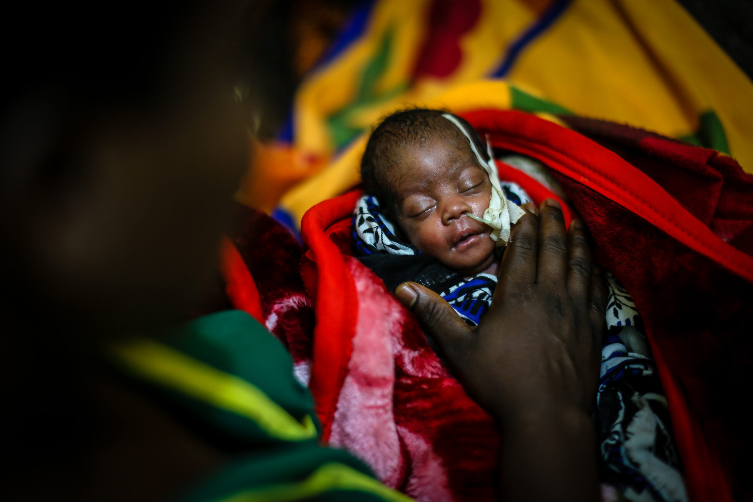 Tanzania, Preemie Baby